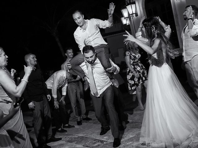 Mark and Alina's Wedding in Playa del Carmen, Mexico 81