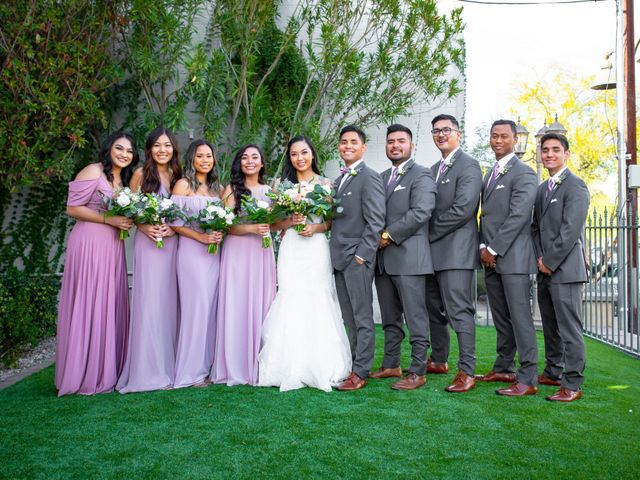 Christine and Devin's Wedding in Tucson, Arizona 13
