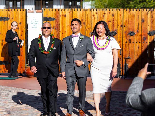 Christine and Devin's Wedding in Tucson, Arizona 14