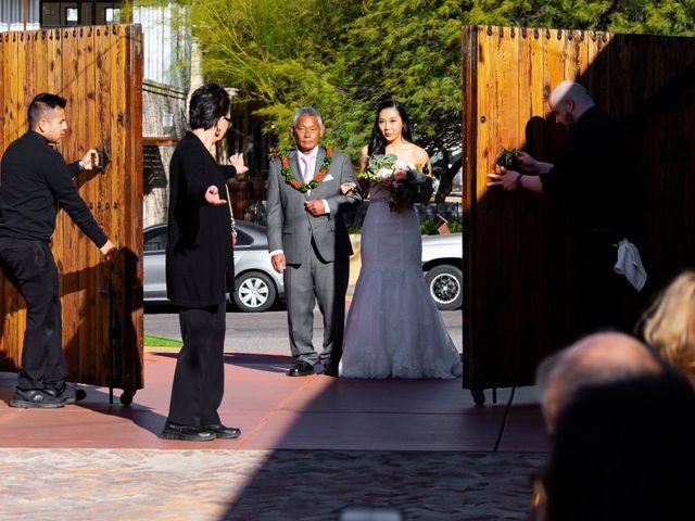 Christine and Devin's Wedding in Tucson, Arizona 15