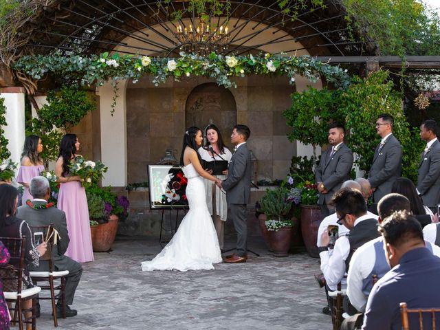 Christine and Devin's Wedding in Tucson, Arizona 16