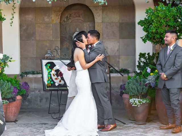 Christine and Devin's Wedding in Tucson, Arizona 18
