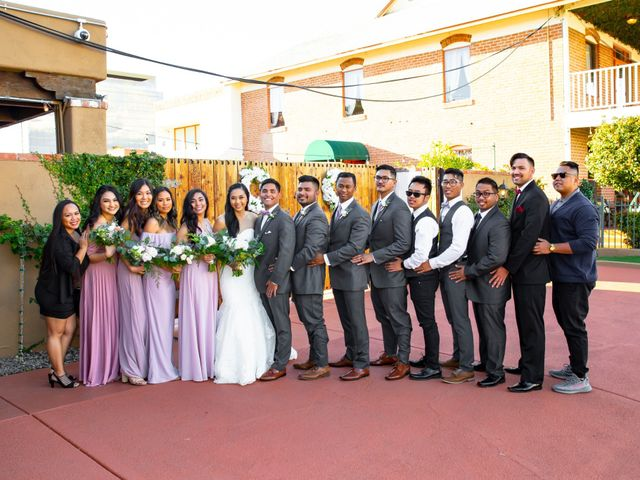 Christine and Devin's Wedding in Tucson, Arizona 20