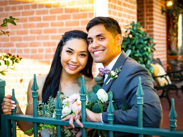 Christine and Devin's Wedding in Tucson, Arizona 30