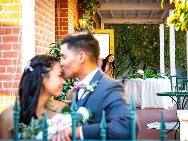 Christine and Devin's Wedding in Tucson, Arizona 31