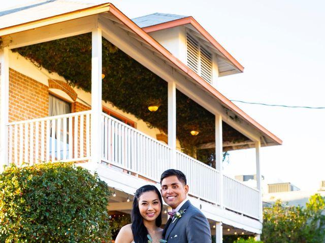 Christine and Devin's Wedding in Tucson, Arizona 1