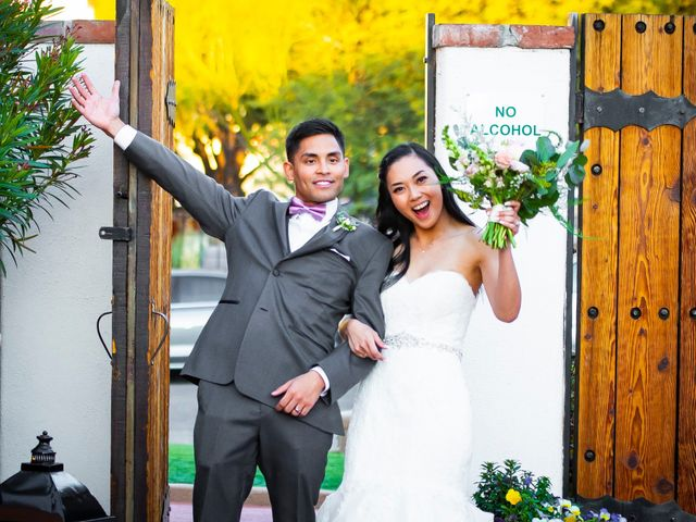Christine and Devin's Wedding in Tucson, Arizona 39