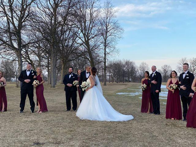 James and Emily's Wedding in Aurora, Illinois 4