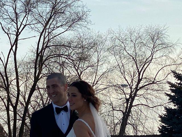 James and Emily's Wedding in Aurora, Illinois 8