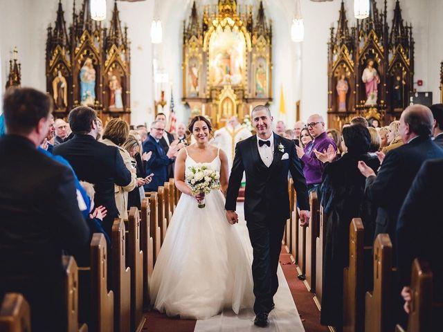 James and Emily's Wedding in Aurora, Illinois 1