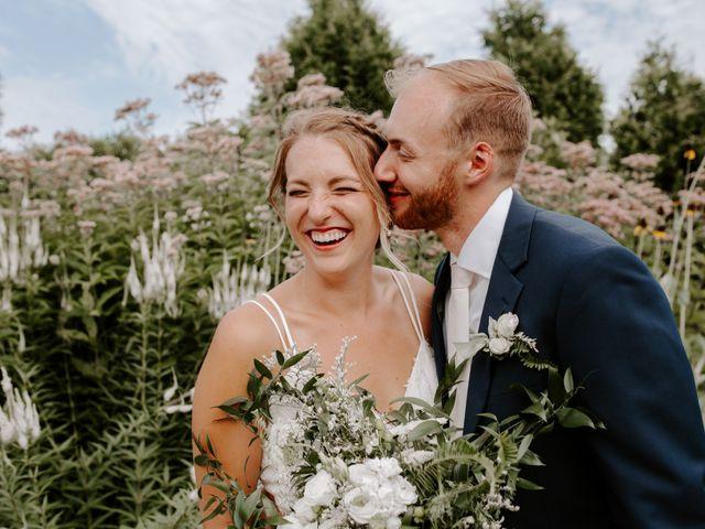 The wedding of Tori and Austin