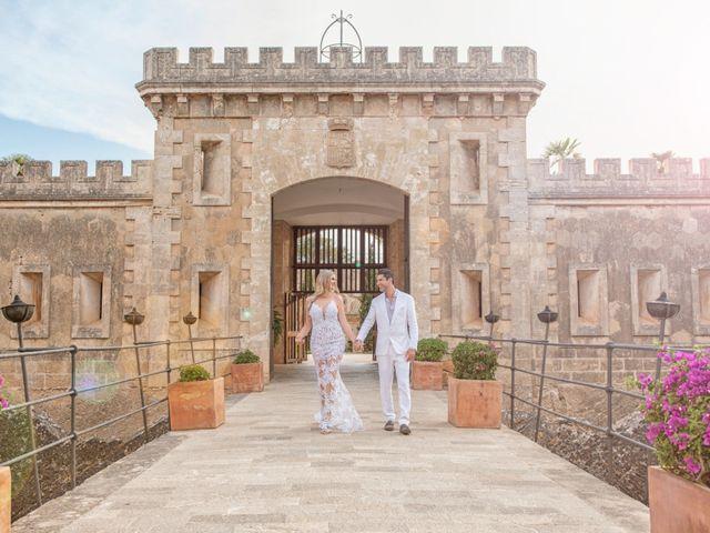The wedding of Hooman and Brandee