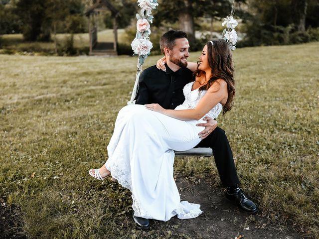The wedding of Sarah and Jack