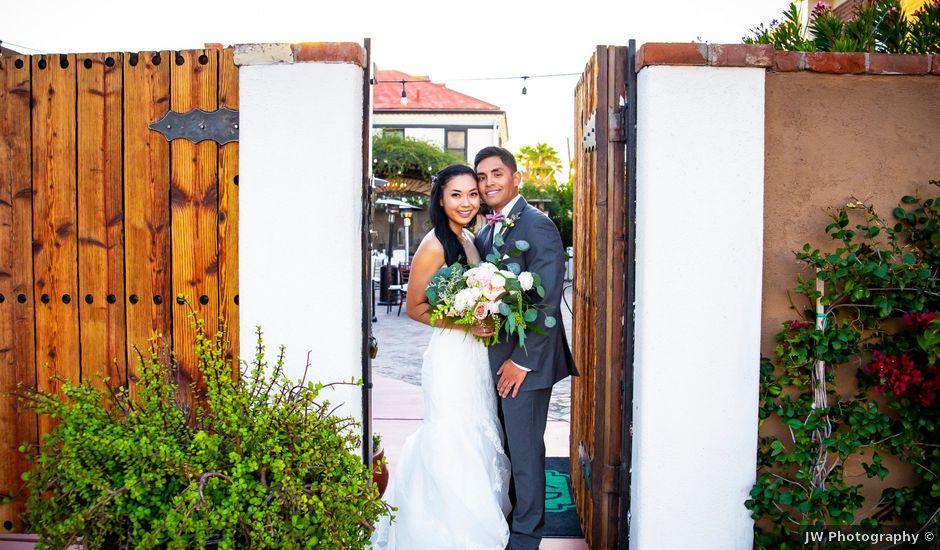 Christine and Devin's Wedding in Tucson, Arizona
