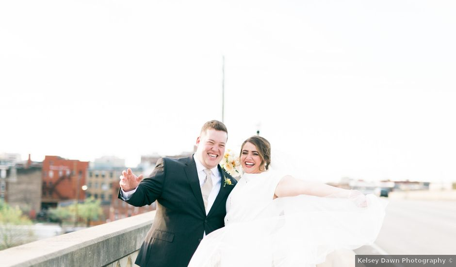 Madison and Griff's Wedding in Birmingham, Alabama