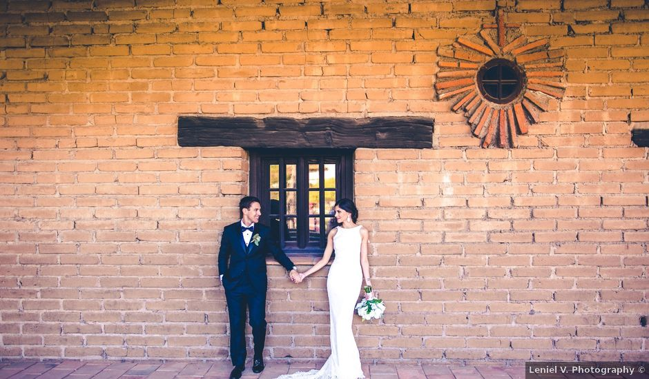 Vincents and Alanna's Wedding in San Juan Capistrano, California