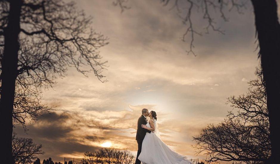 James and Emily's Wedding in Aurora, Illinois