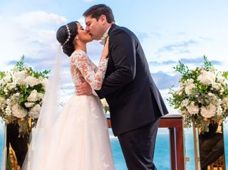 The wedding of Regina and Gilberto