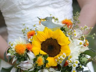 Whitney and Tucker's Wedding in Mill Spring, North Carolina 4