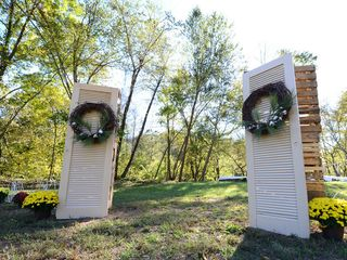 Whitney and Tucker's Wedding in Mill Spring, North Carolina 5