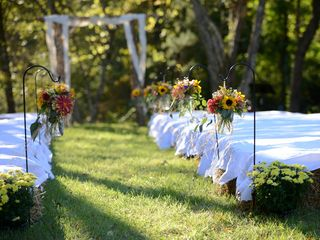 Whitney and Tucker's Wedding in Mill Spring, North Carolina 7