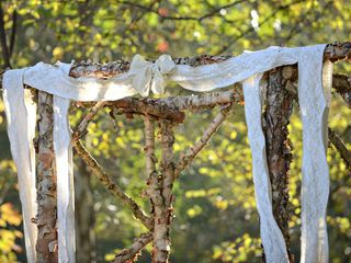 Whitney and Tucker's Wedding in Mill Spring, North Carolina 9