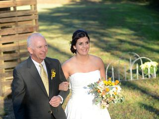 Whitney and Tucker's Wedding in Mill Spring, North Carolina 13