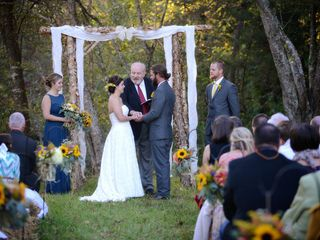 Whitney and Tucker's Wedding in Mill Spring, North Carolina 14