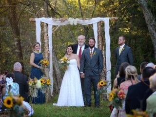 Whitney and Tucker's Wedding in Mill Spring, North Carolina 15