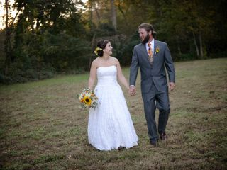 Whitney and Tucker's Wedding in Mill Spring, North Carolina 16