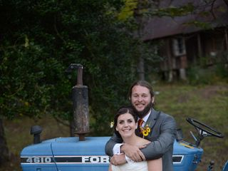 Whitney and Tucker's Wedding in Mill Spring, North Carolina 17
