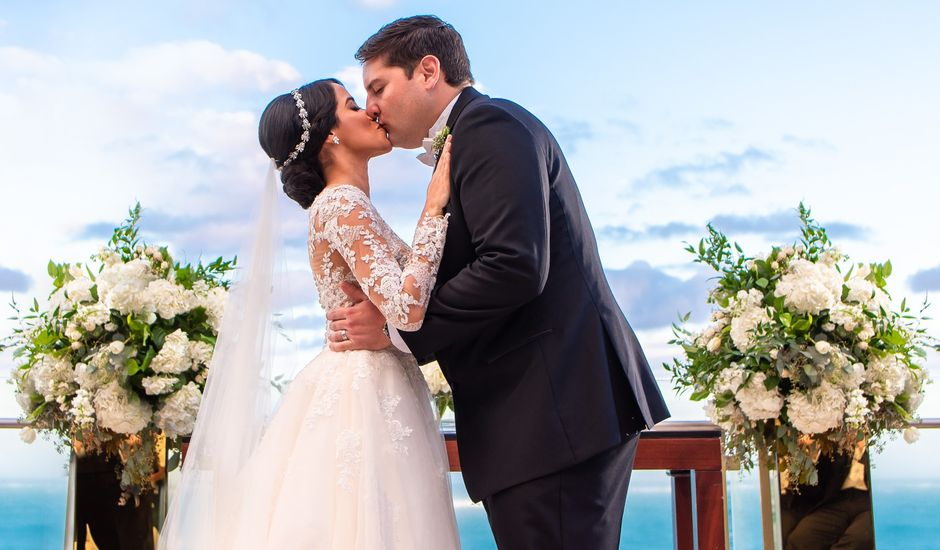 Gilberto and Regina's Wedding in San Juan, Puerto Rico