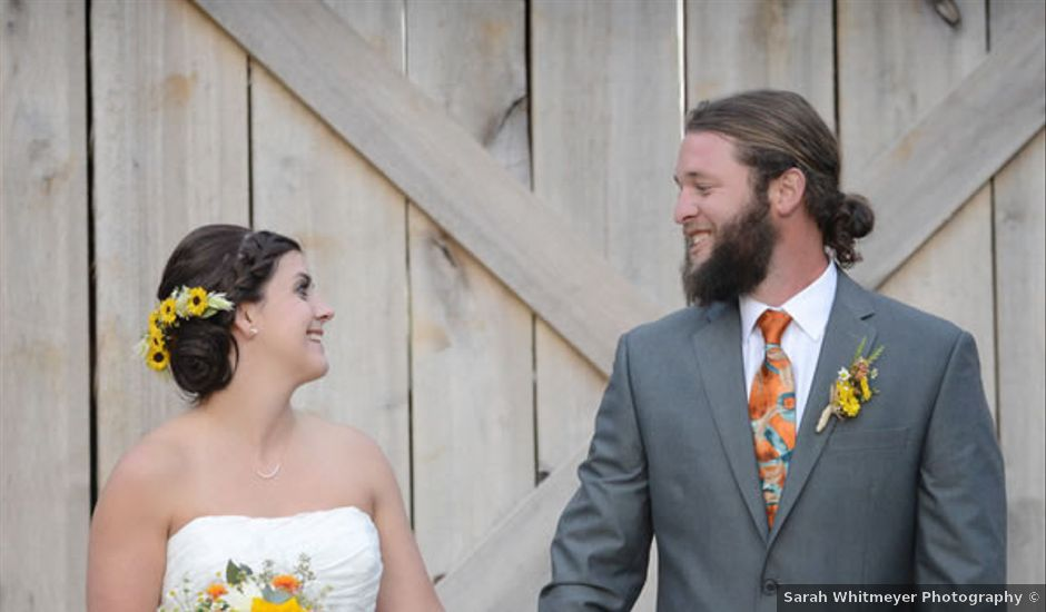 Whitney and Tucker's Wedding in Mill Spring, North Carolina