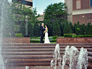 The wedding of Lyliana and David 1