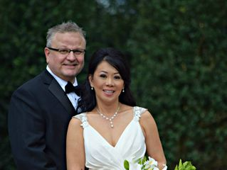 The wedding of Lyliana and David 2