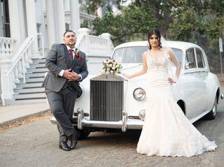 The wedding of Jessica and Jose