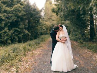 The wedding of Tatiana and Leo