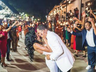 The wedding of Amoya and Phillip 1