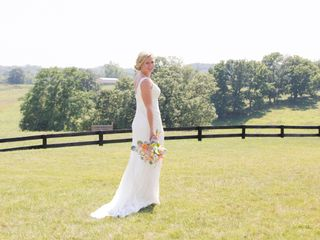 Erin and Tyler's Wedding in Purcellville, Virginia 5
