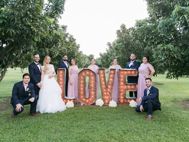 Pedro and Elaine's Wedding in Homestead, Florida 9