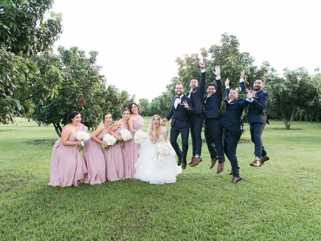 Pedro and Elaine's Wedding in Homestead, Florida 1