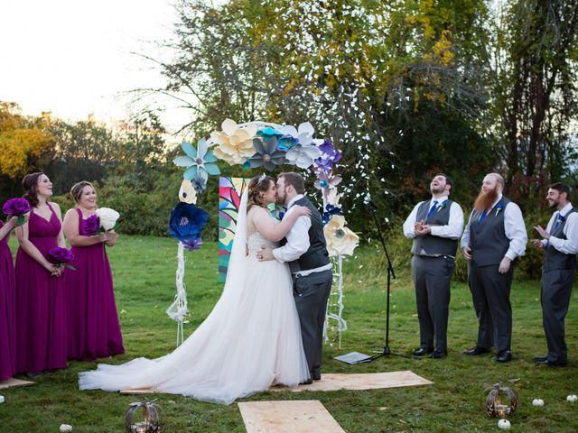 Gabby and Will's Wedding in Hooksett, New Hampshire 2