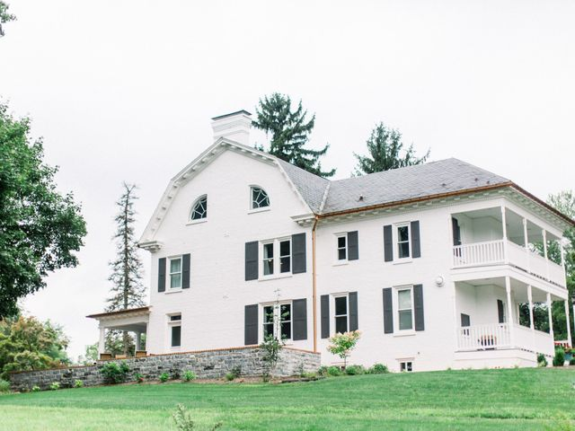 Olivia and Carter's Wedding in Lancaster, Pennsylvania 7