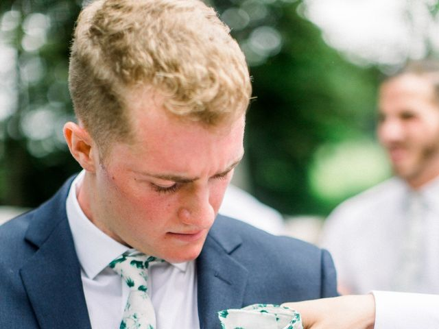 Olivia and Carter's Wedding in Lancaster, Pennsylvania 9