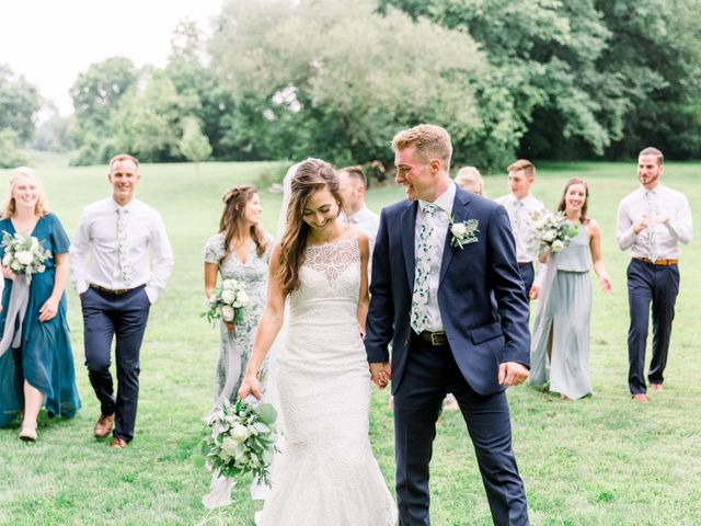 Olivia and Carter's Wedding in Lancaster, Pennsylvania 19