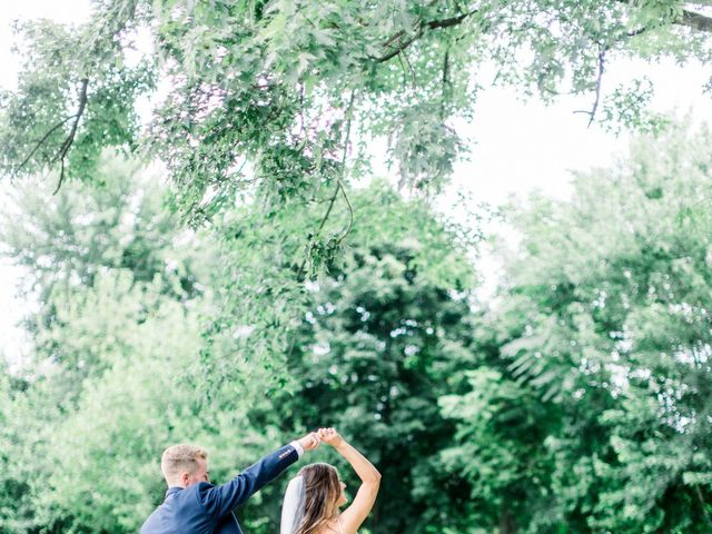 Olivia and Carter's Wedding in Lancaster, Pennsylvania 1