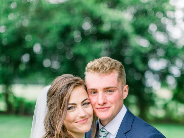 Olivia and Carter's Wedding in Lancaster, Pennsylvania 24