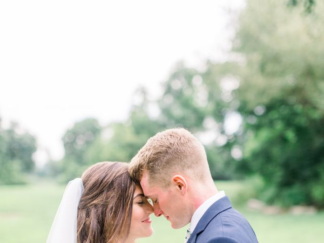 Olivia and Carter's Wedding in Lancaster, Pennsylvania 26