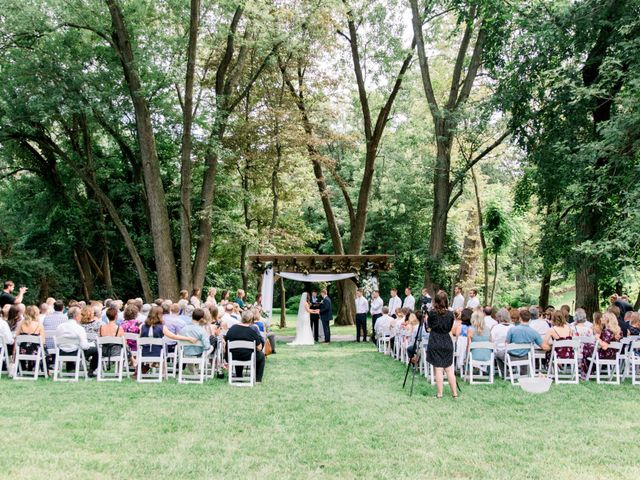 Olivia and Carter's Wedding in Lancaster, Pennsylvania 2
