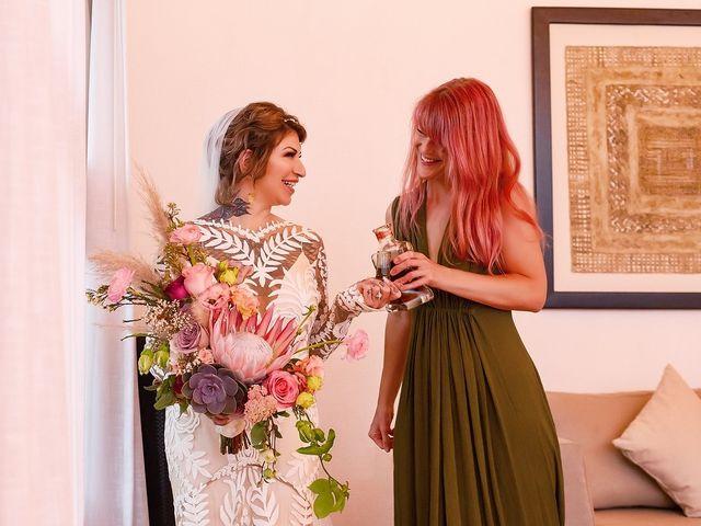 James and Priscilla's Wedding in Akumal, Mexico 15